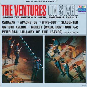 Ventures - On Stage lp