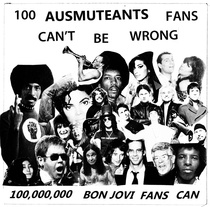 "Ausmuteants - 100 Ausmuteants Can't Be Wrong 7"" (Anti Fade)"