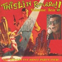 Twistin Rumble - Volume 10 lp