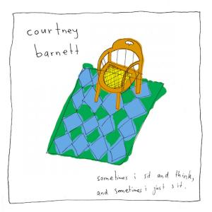 Courtney Barnett - Sometimes I Sit And Think... lp (Mom & Pop)