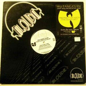 "Wu Tang Clan - Protect Ya Neck 12"" Single"
