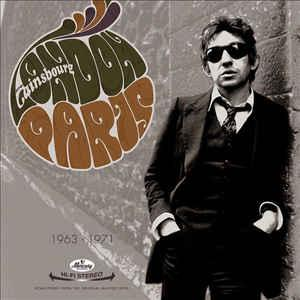 Serge Gainsbourg - London Paris 1963-1971 dbl lp (Mercury)