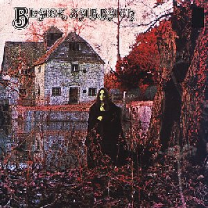 Black Sabbath - s/t lp (RHINO)