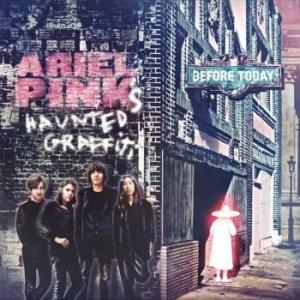 Ariel Pink's Haunted Graffiti - Before Today lp (4AD)