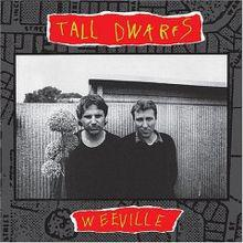 Tall Dwarfs - Weeville lp (FLYING NUN/CAPTURED )