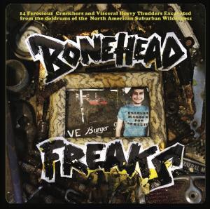 Bonehead Freaks - lp (Belter Records)