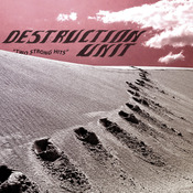 "Destruction Unit - Two Strong Hits 7"" (Suicide Squeeze)"