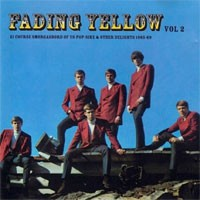 Fading Yellow Volume 2 cd (Flower Machine)