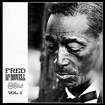 Fred McDowell - Vol 2 lp (Arhoolie)