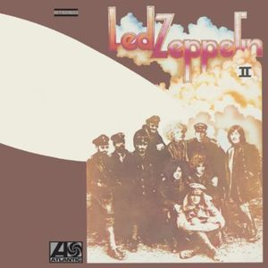 Led Zeppelin - II lp (Atlantic)