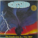 "Bent Wind - The Fourth Line Is...YOU WILL"" lp (Psychedome)"