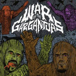 Phil Anselmo/Warbeast - War of the Gargantuas 10""