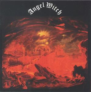 Angel Witch - s/t lp (Real Gone Music)