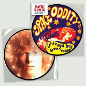 David Bowie - Space Oddity 7""