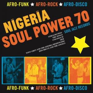 "Nigeria Soul Power - Various Artists RSD 2017 7"" Box Set"