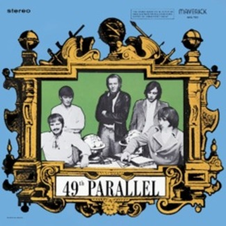 49th Parallel - s/t lp (Lion Productions)