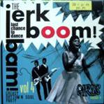 Jerk Boom Bam Vol 4 lp (JBB Records)