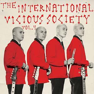 International Vicious Society Vol 4 lp (University of Vice)