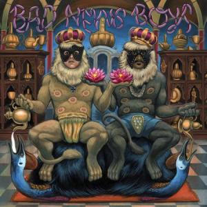King Khan & BBQ Show - Bad News Boys cd (In The Red)