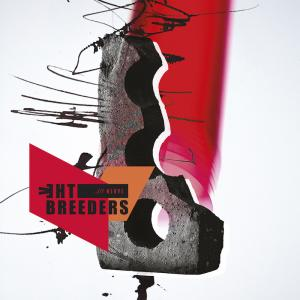 The Breeders - All Nerve lp (4AD)