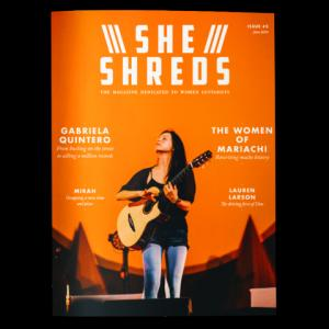 She Shreds #5