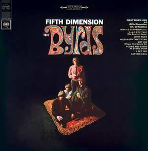 Byrds - Fifth Dimension lp (Sundazed)
