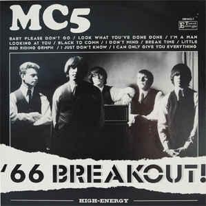 MC5 - '66 Breakout lp (Total Energy)