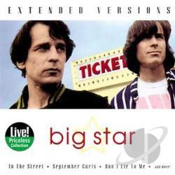Big Star - Extended Versions cd (Collectables)
