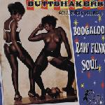 Buttshakers Soul Party Volume 6 lp (Mr Luckee Records)