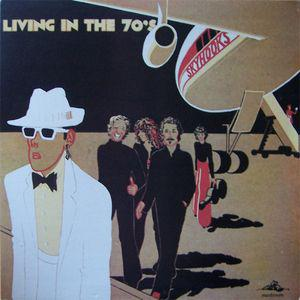 Skyhooks - Living In the 70's lp (Mercury)