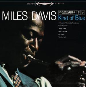 Miles Davis - Kind of Blue lp (Legacy)