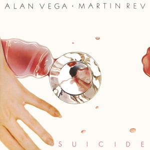 Suicide - Alan Vega, Martin Rev lp (Superior Viaduct)