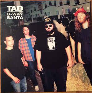 Tad - 8-Way Santa LP (Sub Pop)