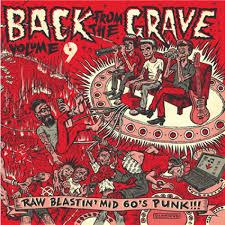Back From The Grave Vol 9 cd (Crypt Records)