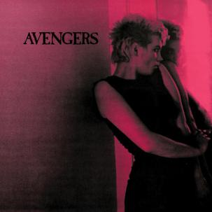 Avengers - s/t lp (4 Men With Beards)