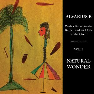 Alvarius B - With a Beaker On The Burner... lp (Abduction)
