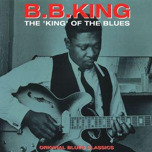 "BB King - The ""King"" Of The Blues lp (Not Now)"