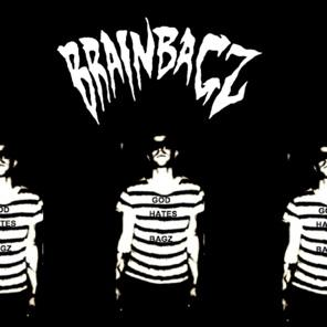 "Brainbagz - God Hates Bagz 7"" (Sex Tape Records)"