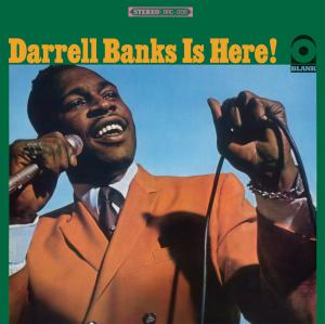 Darrell Banks - Is Here! lp (Blank)