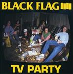 "Black Flag - TV Party 7"" (SST)"