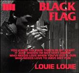 "Black Flag - Louie Louie / Damaged I 7"" (SST)"