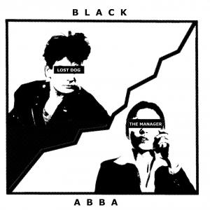 "Black Abba - Lost Dog 7"" (Total Punk)"