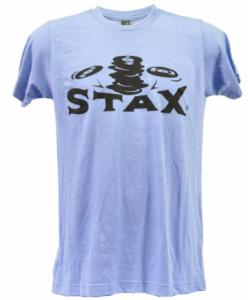 Stax T-Shirt - Flipping Records Design M - POSTPAID IN THE USA!