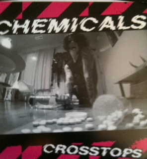"Chemicals - Crosstops 7"" (Jonny Cat)"