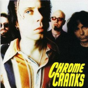 Chrome Cranks - s/t lp (Hozac Records)