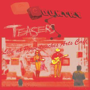 Country Teasers - Live At Powerlunches Arts Cafe lp