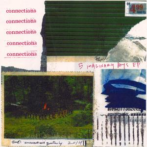 "Connections - 5 Imaginary Boys 7"" ep (Hozac)"