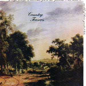 "Country Teasers - s/t 10"" (Crypt Records)"
