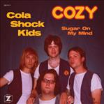 "Cozy - Cola Shock Kids 7"" (Hozac)"