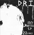 "D.R.I. - Dirty Rotten ep 7"" (Beer City Records)"